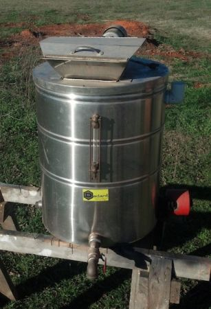 Bee Equipment - Honey Extraction (Sacul, TX)