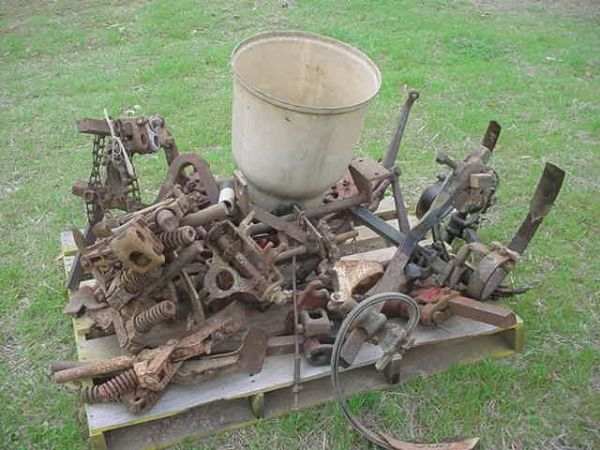 Cultivators Planters for Farmall Tractors -- Parts Implements - $1