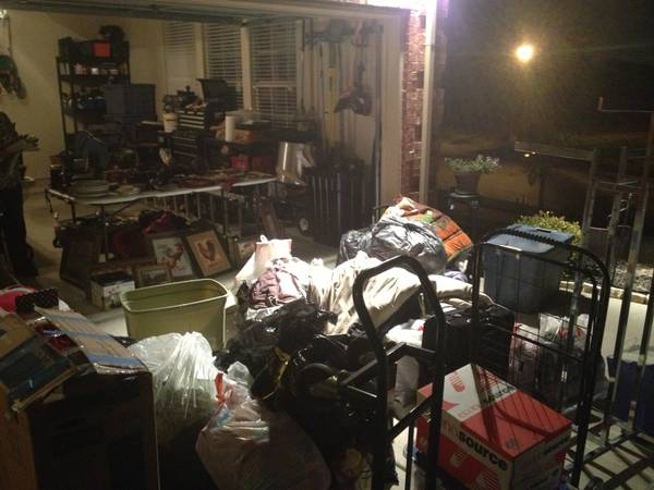 HUGE 5-Family Garage Sale - $1 (ROCKWALL, TEXAS)