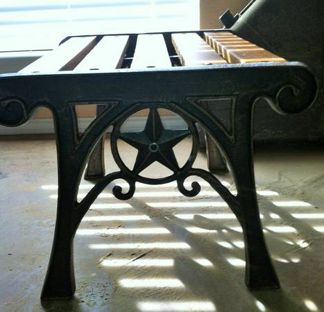 TX star matching end tables or benches  -   x0024 85  jacksonville