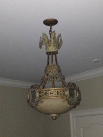 Tracy Porter chandelier -   x0024 350  Longview