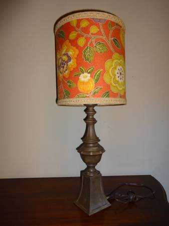 DESIGNER LAMP FROM FLEUR DECOR -   x0024 35  GLADEWATER