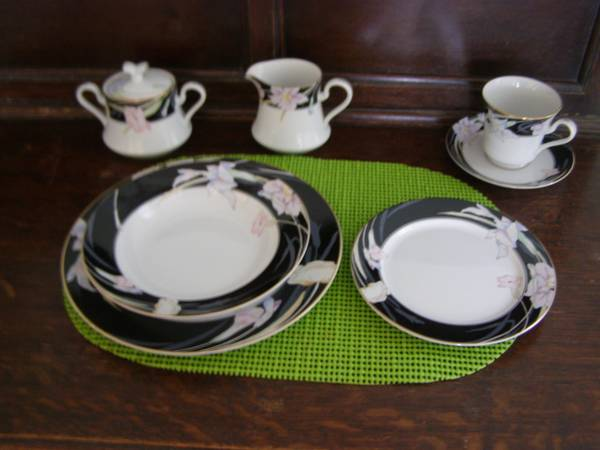 Beautiful Mikasa China Set  - $150 (TylerChandler)
