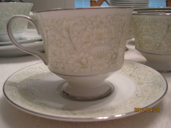 Sango Phoenicia China Set 61 Pieces - $500 (Quitman - New)