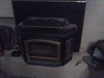 Earth Stove Natural Fire Pellet Stove - $550 (Mt Pleasant Texas)