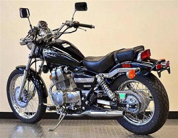 2009 Honda Rebel 250 -   x0024 3000  Longview