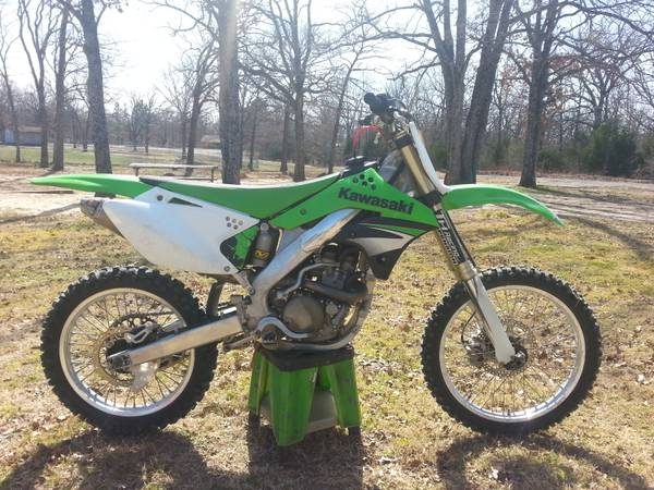 2007 KX250F -   x0024 1995  N  of Canton
