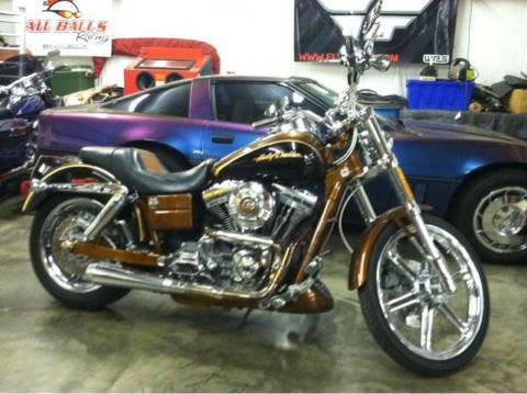 2008 Screamin Eagle Dyna -   x0024 15500  Longview