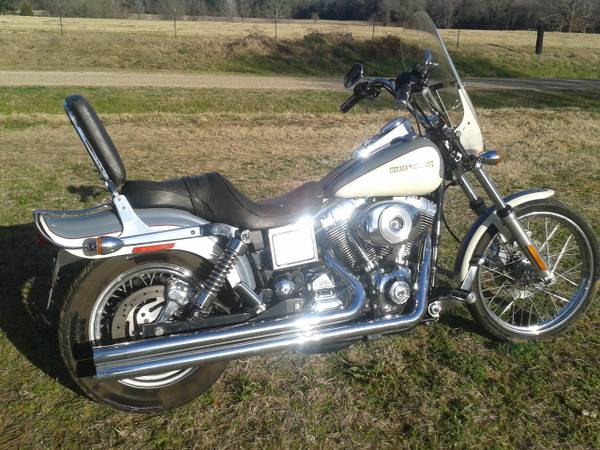 02 DYNA WIDE GLIDE -   x0024 8500  Daingerfield
