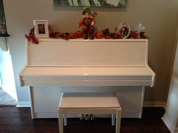 Sherman Clay Upright Piano - $3000 (Tyler, Texas)