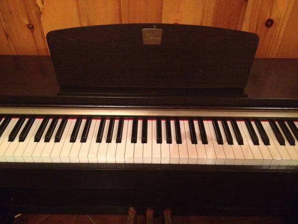 Clavinova Electronic Piano -   x0024 650  Mt  Pleasant
