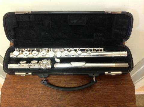 Yamaha Flute Advantage FYL 200AD with hard shell case - $350 (Longview Texas)