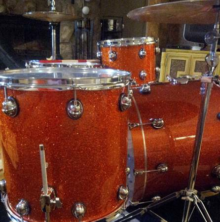 Premier Genista 4 piece Drumset   Make an offer   -   x0024 1000  Dallas