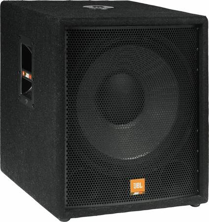JBL JRX100 ActivePowered PA Sub SaleTrade - $425 (Palestine)