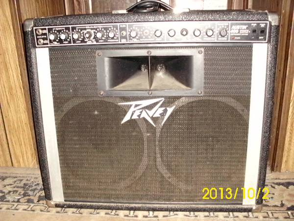 Peavey Austin 400 Acoustic and Electric Guitar Amplifier - $150 (gladewater tx.)