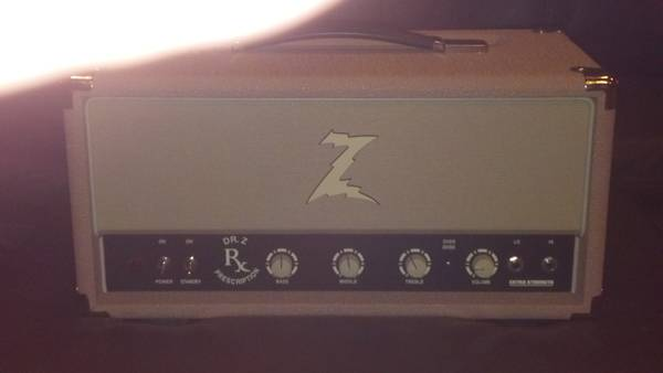 Dr Z Prescription ES blonde head - $1100 (Mt. Pleasant, TX)