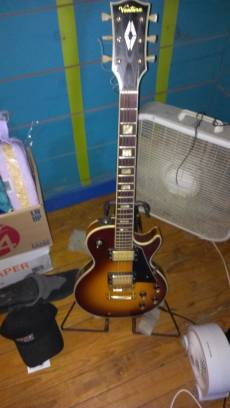 Beautiful vintage Ventura Les Paul copy - $200 (Pittsburg)