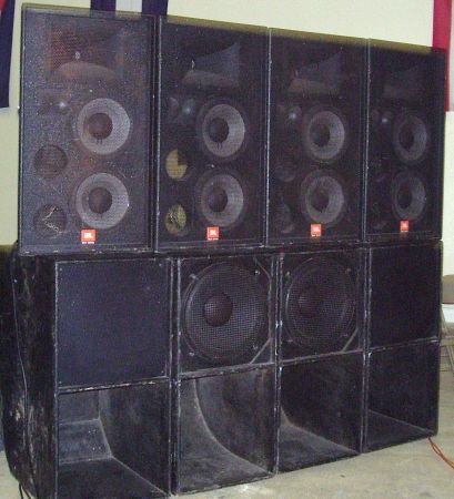 qsc 5050 and qsc 2450 for sale se habla espanol (tyler east tx)