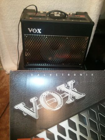 Vox VT50 - $150 (Whitehouse)