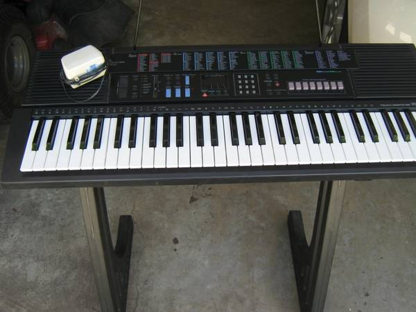 Electronic Keyboard - $80 (Tyler)