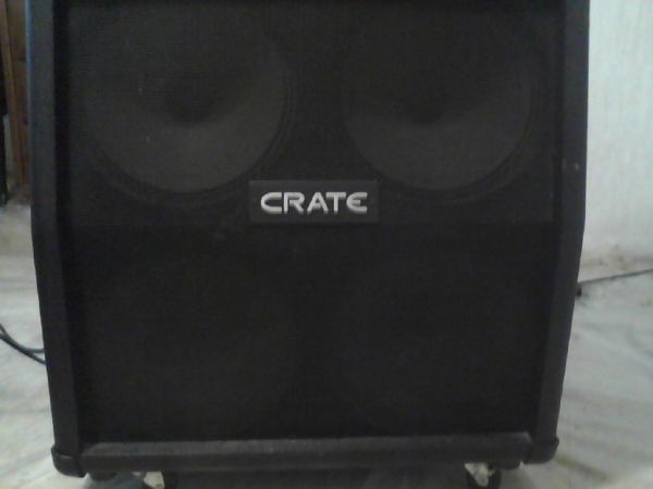 Crate half-stack GT1200H 120w guitar - $525 (Tyler)