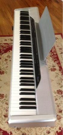 Casio Privia PX-310 Digital Piano with Weighted Keyboard Stand - $250 (Lindale, TX)