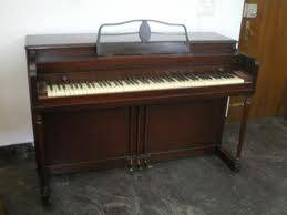 Lester Spinet with bench - $400 (Rusk, Tx)