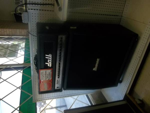 randall ibanez half stack REDUCED - $290 (tyler, texas)