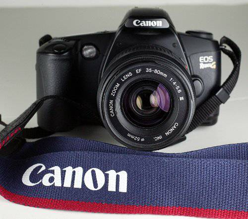 Canon EOS Rebel G 35mm FILM (NOT DIGITAL) Camera KIT - A MUST READ - $250 (Chandler, TX)