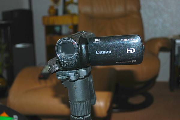 Cannon Vixia HFR20 HD Video Camera -   x0024 350  Whitehouse