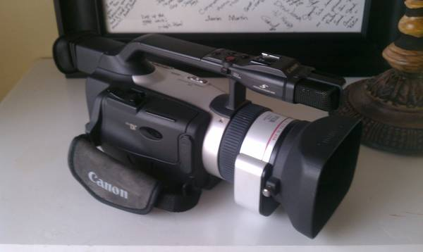 Professional Video Setup - 2 Canon GL2 with accessories - $500 (Mount Vernon)