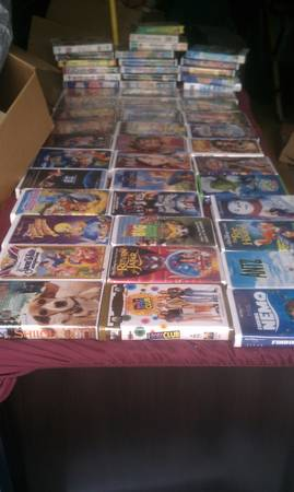 Walt Disney Movies - $1 (Longview)