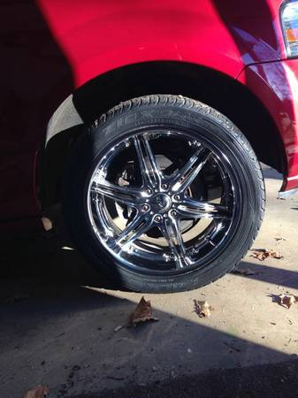 22 rims   tires -   x0024 800  Jefferson tx