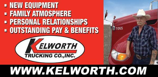 Flatbed Drivers Wanted at Kelworth Trucking Co   Tyler East Tx