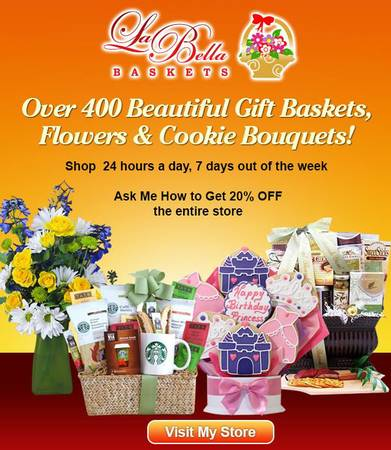 Become a Gift Basket Consultant
