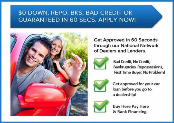 Do You Have Bad Credit  We Can Get You Pre-qualified  Check Our website For more Info