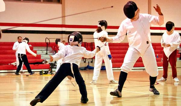 FENCING LESSONS  GALVESTON
