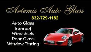99  Artemis Auto Glass