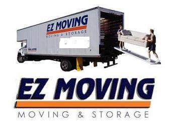 EZ movers, home, apt, condos, from $55hr two men, Licensed, Fully insured movers