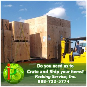 Houston  TX - Crating Services  Industrial Crating  Crating and Shipping with Packing Service  Inc
