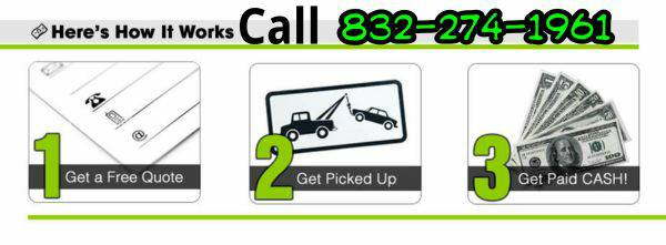 Houston JUNK cars Direct  we pay cash for non running cars   houston humble