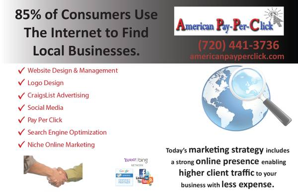American PayPerClick is your Online Marketing Company  Texas