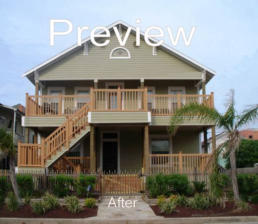 x0024 1800   3br - 1500ft sup2  - Updated Historic Home 3 2 5 Furnished  Near Beach