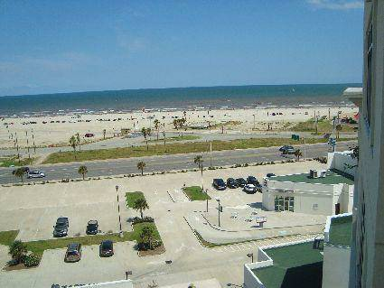 - $250 Galveston Condo Beachfront Rental (Emerald by the Sea)
