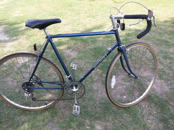 NISHIKI OLYMPIC 12 ROAD BIKE - $225 (Houston)
