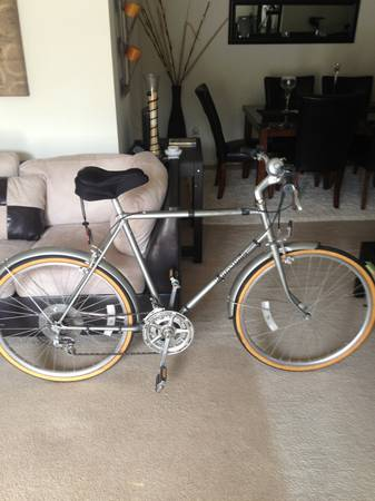 Vintage Panasonic  villager dx bike in excellent condition  - $140 (Kingwood)