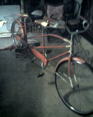 Very Old Two Seater Rollfast Bicycle (30s gt 40s - $375 (N.W.)
