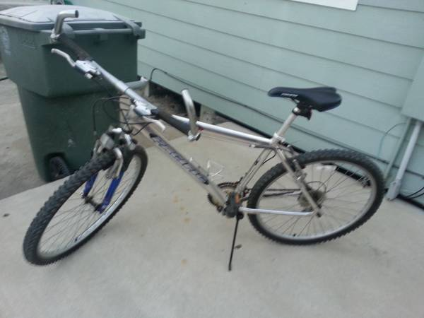 kulana cruiser and pacific mt bike - $75