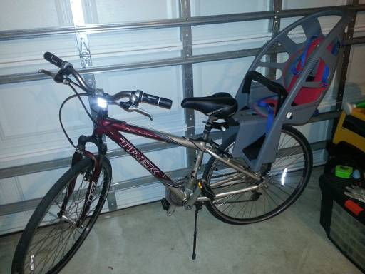 Trek 7100 hybrid bicycle - $250 (Pearland)