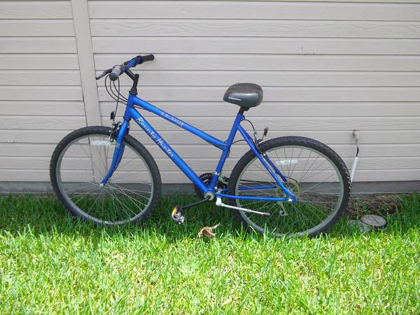 26 FS ELITE BOUNTY HUNTER BICYCLE (NW HOUSTONSPRING)